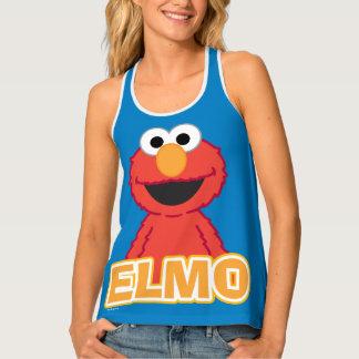 Elmo Classic Style Tank Top