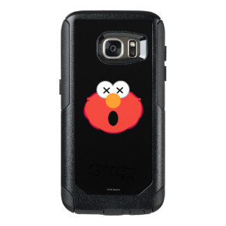 Elmo Dizzy Face OtterBox Samsung Galaxy S7 Case