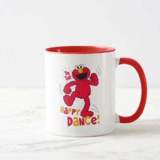 Elmo | Do the Happy Dance Mug