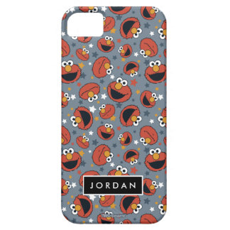 Elmo | Elmo Rules Star Pattern | Add Your Name iPhone 5 Cases
