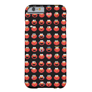 Elmo Emoji Pattern Barely There iPhone 6 Case