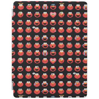 Elmo Emoji Pattern iPad Cover