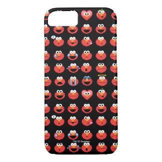 Elmo Emoji Pattern iPhone 8/7 Case