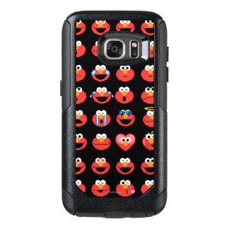 Elmo Emoji Pattern OtterBox Samsung Galaxy S7 Case