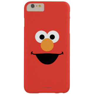 Elmo Face Art Barely There iPhone 6 Plus Case