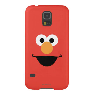 Elmo Face Art Galaxy S5 Cover