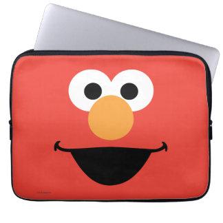 Elmo Face Art Laptop Sleeve