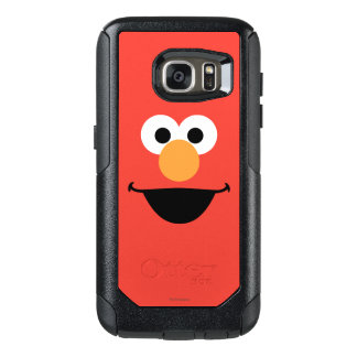 Elmo Face Art OtterBox Samsung Galaxy S7 Case