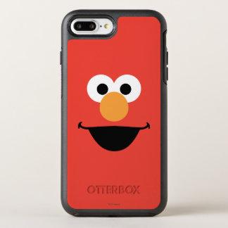 Elmo Face Art OtterBox Symmetry iPhone 8 Plus/7 Plus Case
