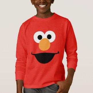 Elmo Face Art T-Shirt