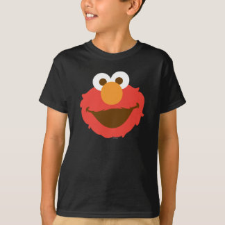 Elmo Face T-Shirt