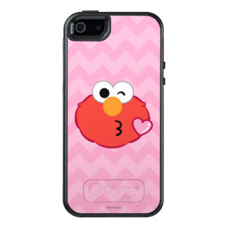 Elmo Face Throwing a Kiss OtterBox iPhone 5/5s/SE Case