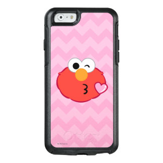 Elmo Face Throwing a Kiss OtterBox iPhone 6/6s Case
