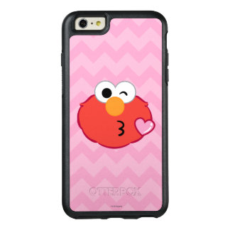 Elmo Face Throwing a Kiss OtterBox iPhone 6/6s Plus Case