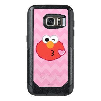 Elmo Face Throwing a Kiss OtterBox Samsung Galaxy S7 Case