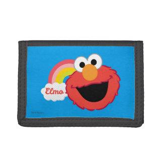 Elmo Girl Trifold Wallet