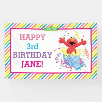 Elmo Girl's Birthday