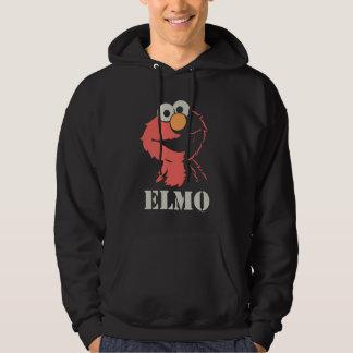 Elmo Half Hoody