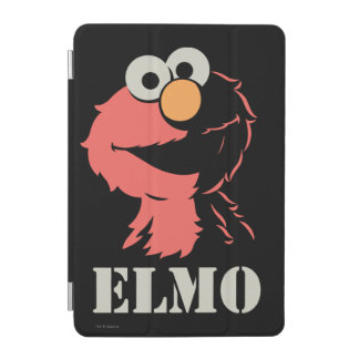 Elmo Half iPad Mini Cover