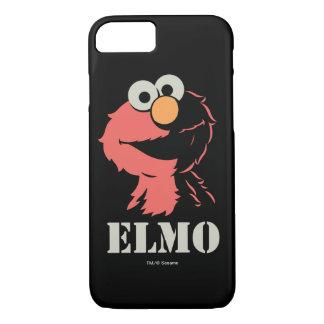 Elmo Half iPhone 7 Case