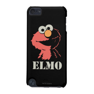 Elmo Half iPod Touch (5th Generation) Covers