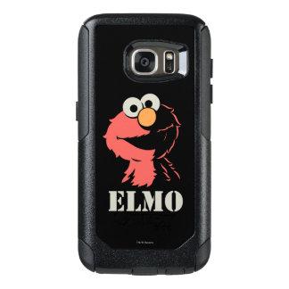 Elmo Half OtterBox Samsung Galaxy S7 Case