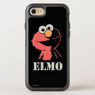 Elmo Half OtterBox Symmetry iPhone 8/7 Case