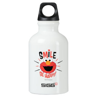Elmo Happy Smile Water Bottle
