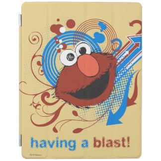 Elmo - Having A Blast! iPad Cover