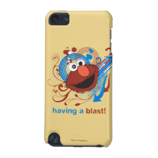 Elmo - Having A Blast! iPod Touch (5th Generation) Cover
