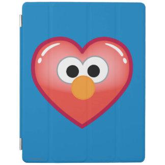 Elmo Heart iPad Cover