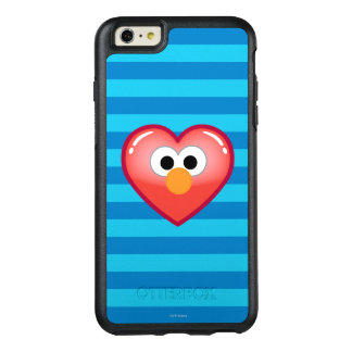 Elmo Heart OtterBox iPhone 6/6s Plus Case