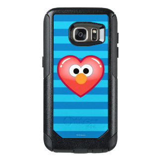 Elmo Heart OtterBox Samsung Galaxy S7 Case