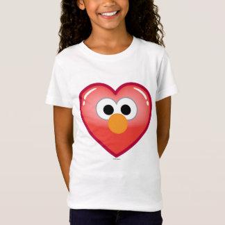 Elmo Heart T-Shirt