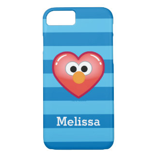 Elmo Heart | Your Name iPhone 8/7 Case