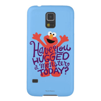 Elmo Hugging Cases For Galaxy S5