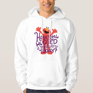 Elmo Hugging Hoodie
