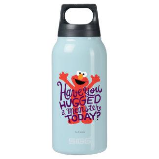 Elmo Hugging Insulated Water Bottle