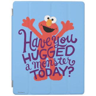 Elmo Hugging iPad Cover