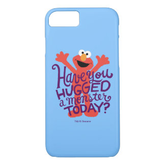 Elmo Hugging iPhone 8/7 Case