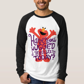 Elmo Hugging T-Shirt