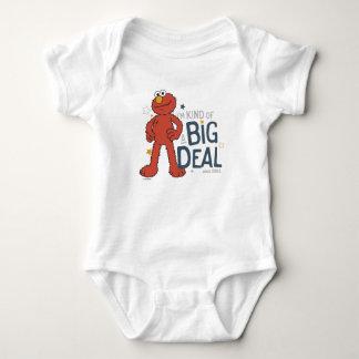 Elmo | I'm Kind of a Big Deal Baby Bodysuit