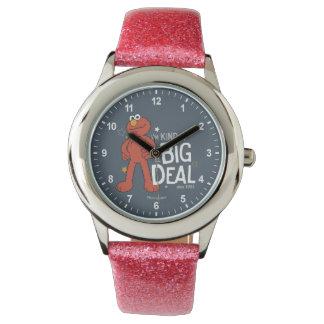 Elmo | I'm Kind of a Big Deal Wrist Watches