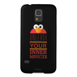 Elmo Inner Monster Galaxy S5 Covers