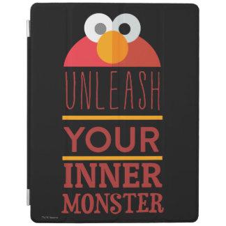 Elmo Inner Monster iPad Cover