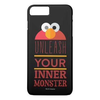 Elmo Inner Monster iPhone 8 Plus/7 Plus Case