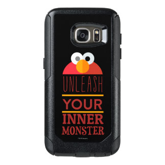Elmo Inner Monster OtterBox Samsung Galaxy S7 Case