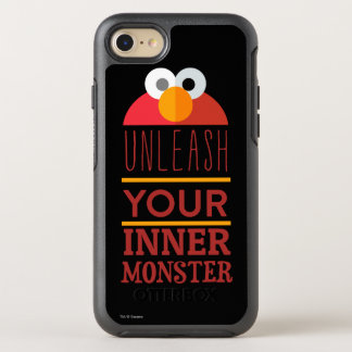 Elmo Inner Monster OtterBox Symmetry iPhone 8/7 Case