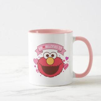 Elmo | My Heart Belongs To Elmo Mug