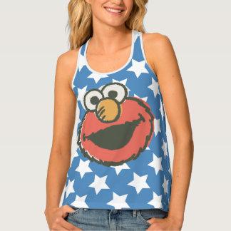 Elmo Retro 2 Tank Top